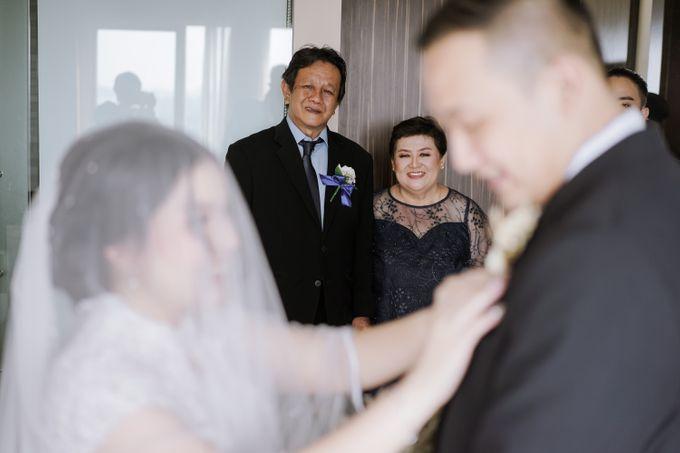 Yoshua & Novilia Wedding Day by Filia Pictures - 016
