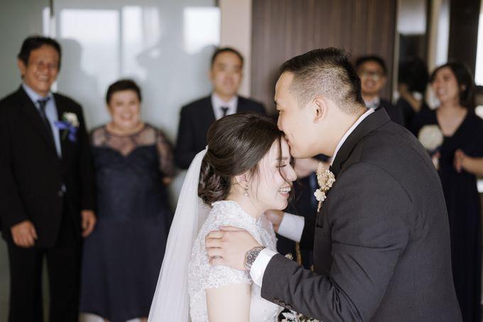 Yoshua & Novilia Wedding Day by Filia Pictures - 017
