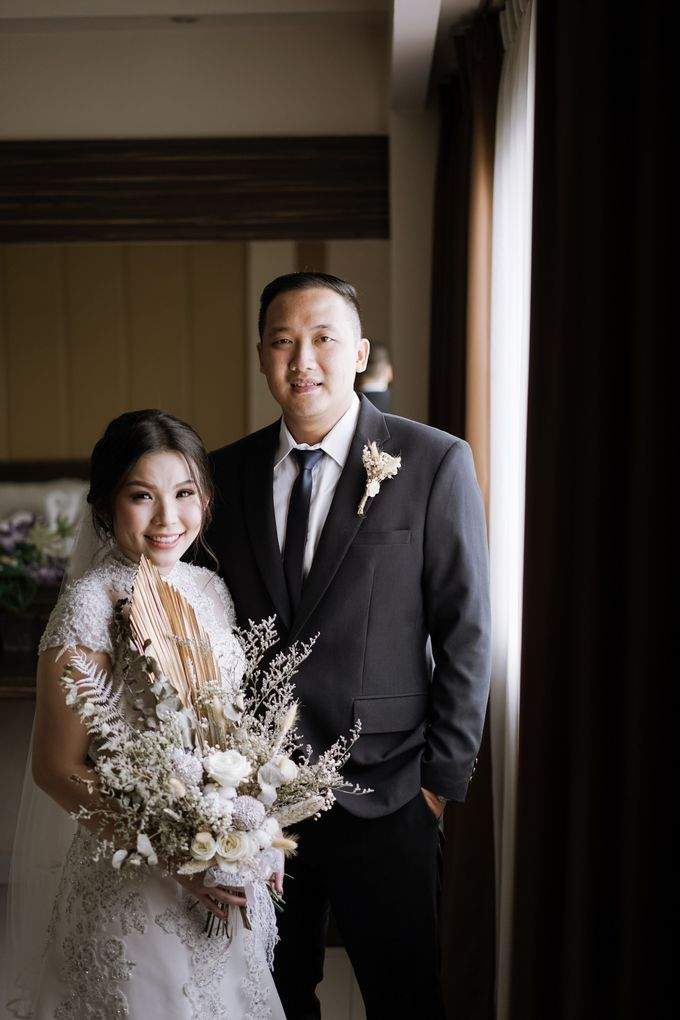Yoshua & Novilia Wedding Day by Filia Pictures - 019