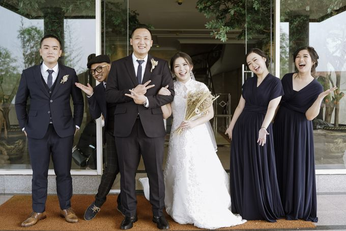Yoshua & Novilia Wedding Day by Filia Pictures - 020