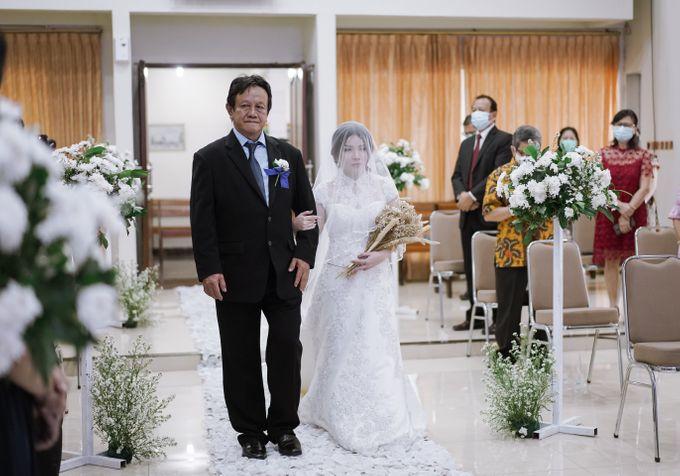 Yoshua & Novilia Wedding Day by Filia Pictures - 022