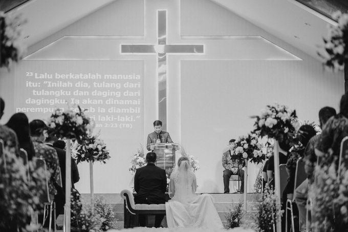 Yoshua & Novilia Wedding Day by Filia Pictures - 023
