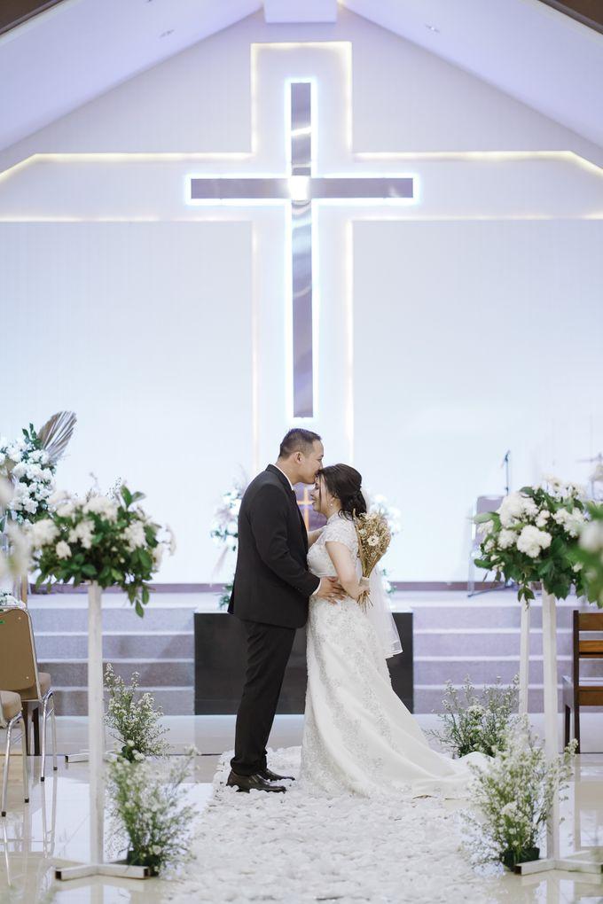 Yoshua & Novilia Wedding Day by Filia Pictures - 028