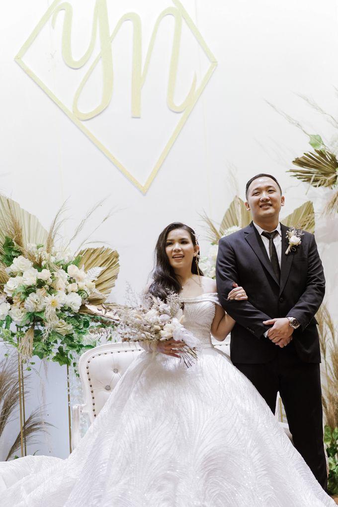 Yoshua & Novilia Wedding Day by Filia Pictures - 032
