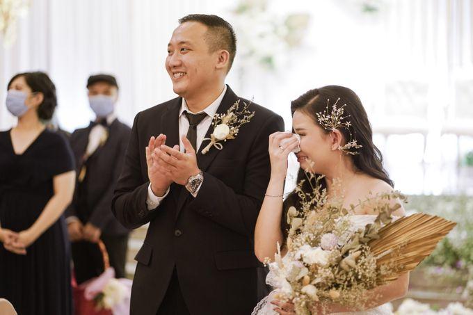 Yoshua & Novilia Wedding Day by Filia Pictures - 034