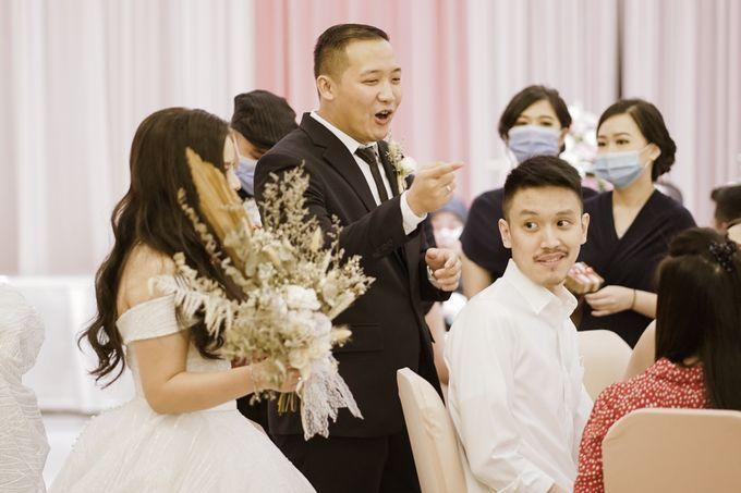 Yoshua & Novilia Wedding Day by Filia Pictures - 036