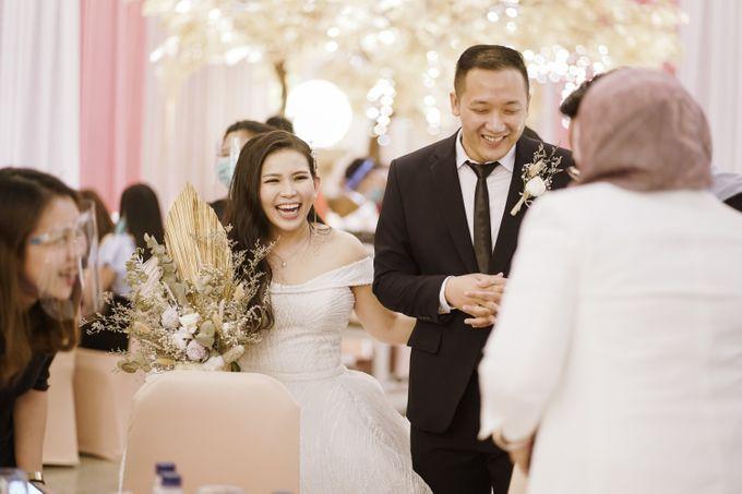 Yoshua & Novilia Wedding Day by Filia Pictures - 037