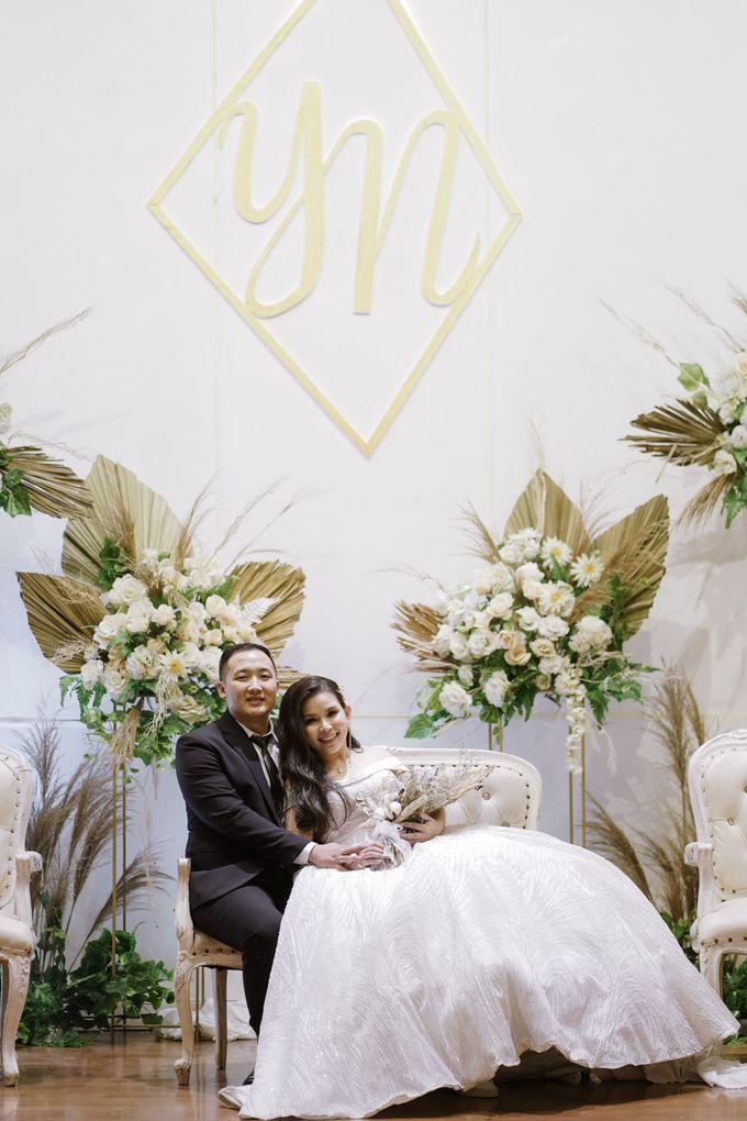 Yoshua & Novilia Wedding Day by Filia Pictures - 040