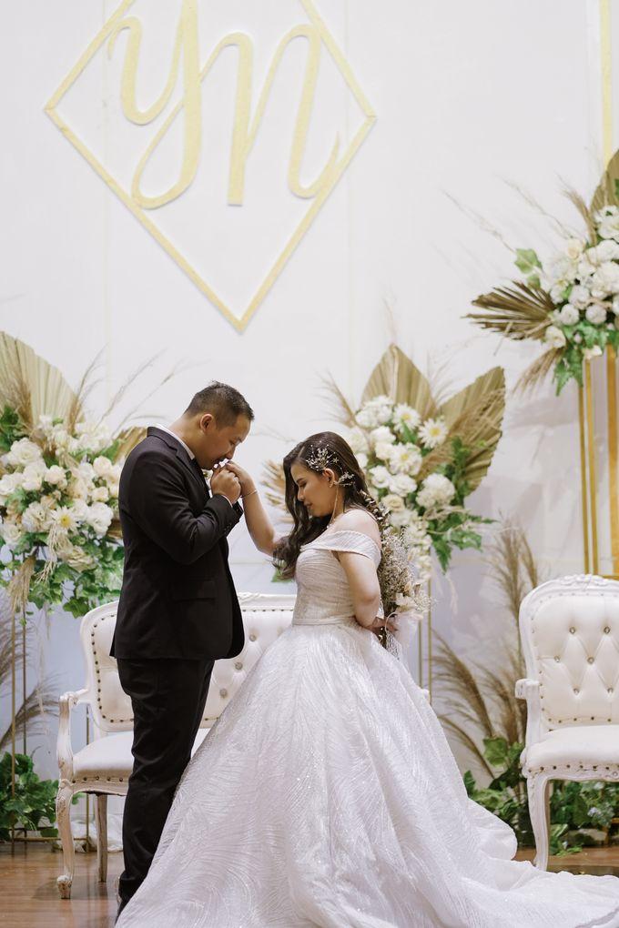 Yoshua & Novilia Wedding Day by Filia Pictures - 041