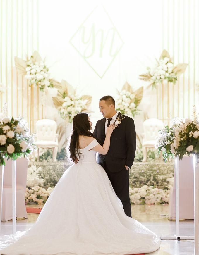 Yoshua & Novilia Wedding Day by Filia Pictures - 042