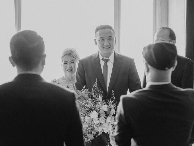 Yoshua & Novilia Wedding Day by Filia Pictures - 047
