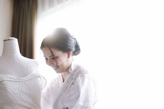 Yoshua & Novilia Wedding Day by Filia Pictures - 048