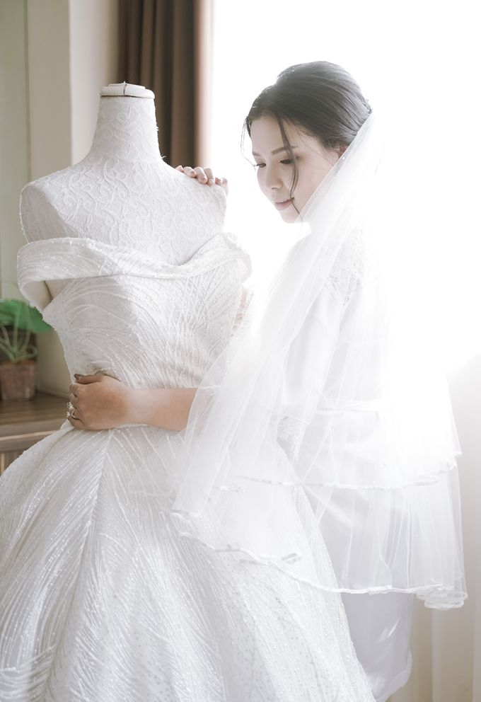 Yoshua & Novilia Wedding Day by Filia Pictures - 002