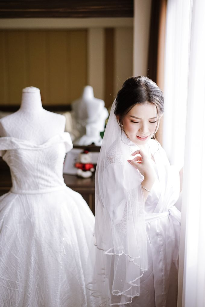 Yoshua & Novilia Wedding Day by Filia Pictures - 003