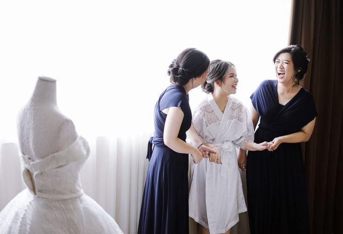 Yoshua & Novilia Wedding Day by Filia Pictures - 004