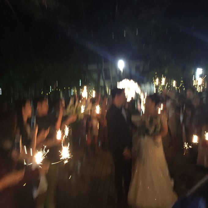 The Wedding Denny Oswaldo & Lusiana Tanudjaja by Red Hat Organizer - 005