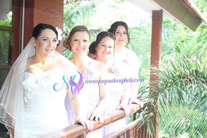 Nicole Wedding by Yenny Makeup Artist - 007