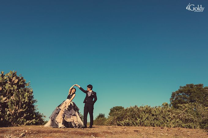 Yukito - Silvi Prewedding by Goldy Photography - 002