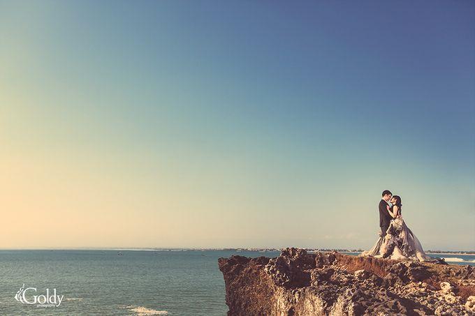 Yukito - Silvi Prewedding by Goldy Photography - 005