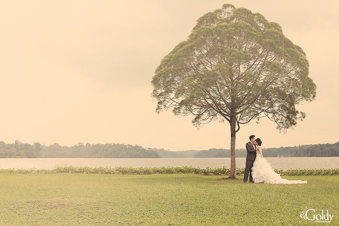 Ronny - Eva Prewedding by Goldy Photography - 006