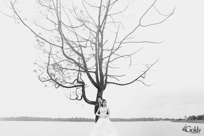 Ronny - Eva Prewedding by Goldy Photography - 007