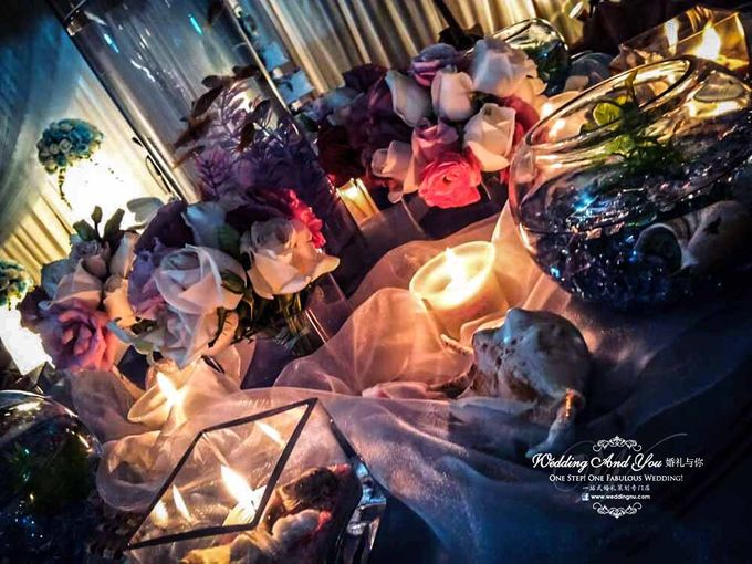 VIP Table Setting by Wedding And You - 026