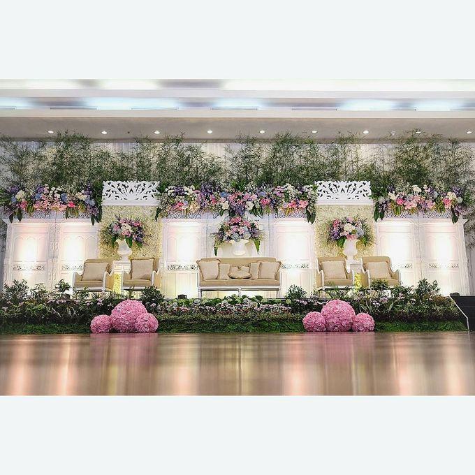 Wedding Yodi & Nurul by Novotel Bogor Golf Resort and Convention Centre - 002