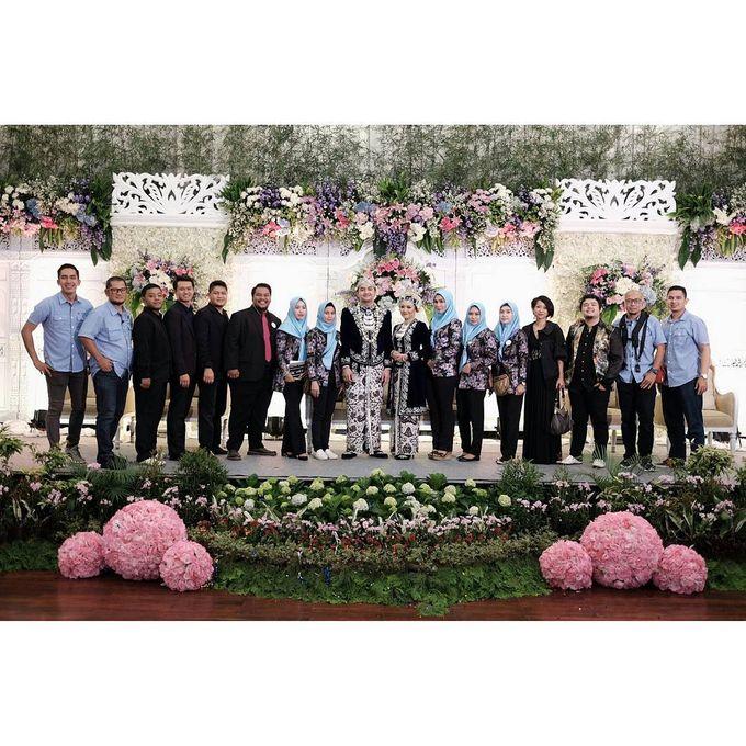 Wedding Yodi & Nurul by Novotel Bogor Golf Resort and Convention Centre - 003
