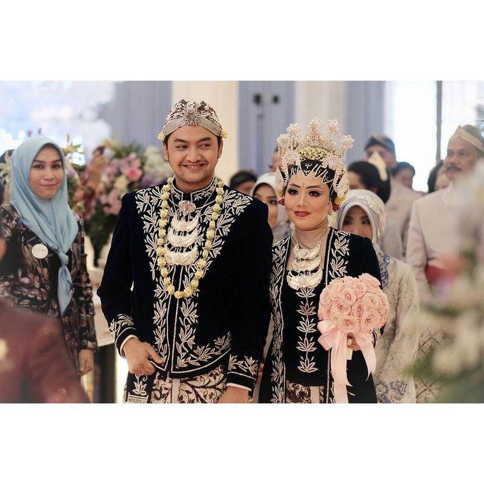 Wedding Yodi & Nurul by Novotel Bogor Golf Resort and Convention Centre - 004