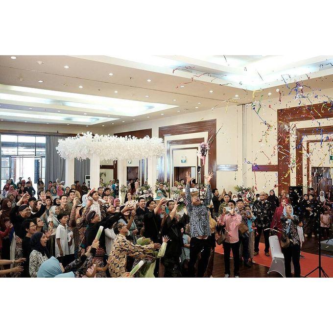 Wedding Yodi & Nurul by Novotel Bogor Golf Resort and Convention Centre - 005