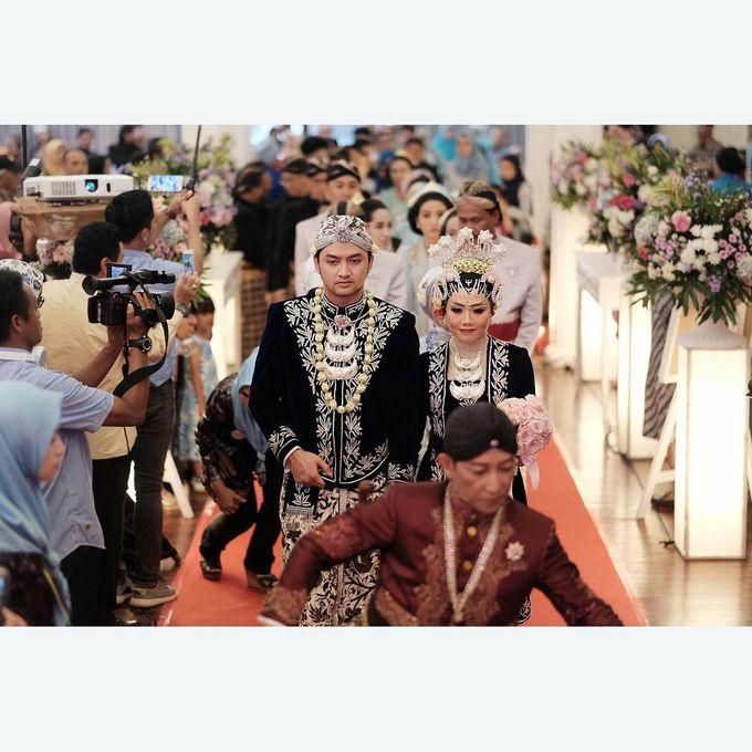 Wedding Yodi & Nurul by Novotel Bogor Golf Resort and Convention Centre - 006