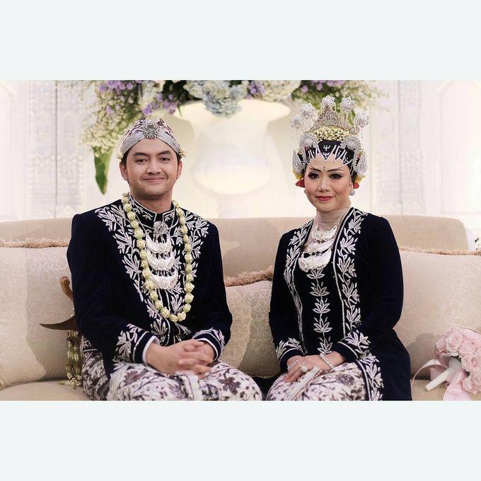 Wedding Yodi & Nurul by Novotel Bogor Golf Resort and Convention Centre - 007