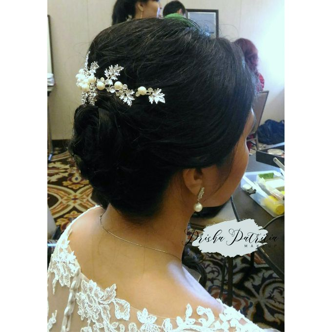 BRIDESMAID HAIRDO - THERESIA by Priska Patricia Makeup - 004