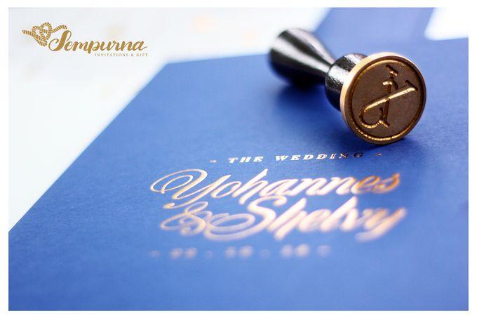 Envelope Triple Board by Sempurna Invitations&Gift - 002