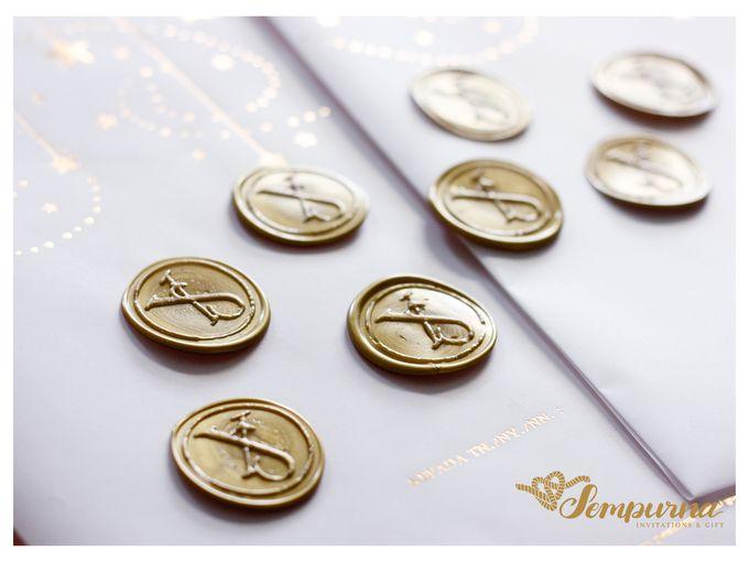 Envelope Triple Board by Sempurna Invitations&Gift - 001