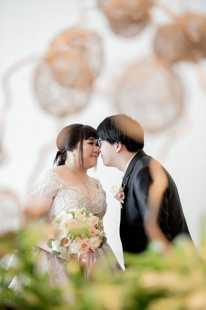 Melissa & Yohei by Fairmont Jakarta - 001
