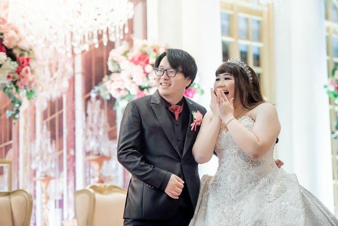 Melissa & Yohei by Fairmont Jakarta - 004