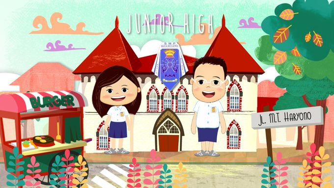 The Story oF Lingga and Yokko by Pink Monkey Works Animation - 015