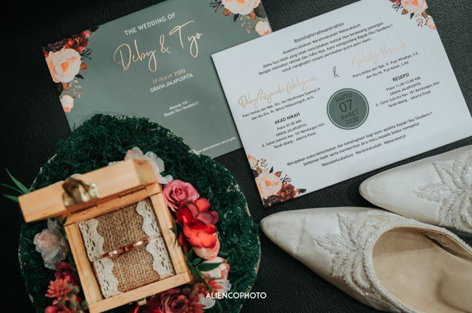 GRAHA JALA PUSPITA WEDDING OF DEBBY & TYO by alienco photography - 029