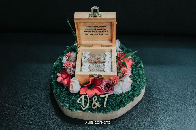 GRAHA JALA PUSPITA WEDDING OF DEBBY & TYO by alienco photography - 030