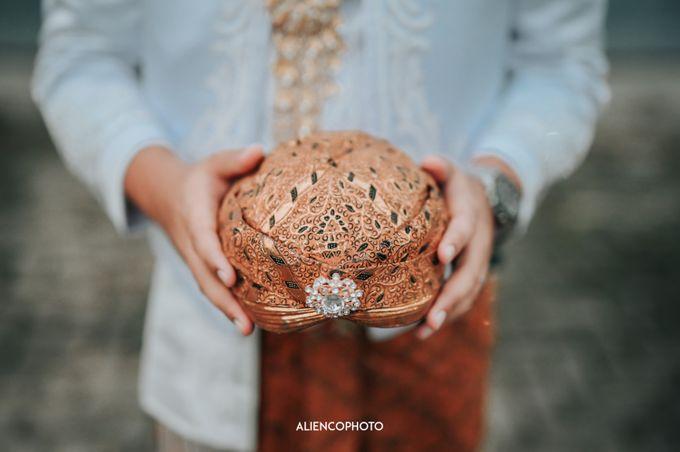 GRAHA JALA PUSPITA WEDDING OF DEBBY & TYO by alienco photography - 033