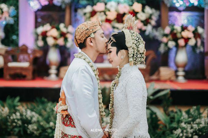 GRAHA JALA PUSPITA WEDDING OF DEBBY & TYO by alienco photography - 049