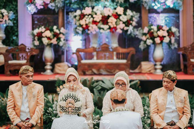 GRAHA JALA PUSPITA WEDDING OF DEBBY & TYO by alienco photography - 002