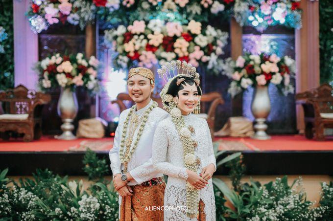 GRAHA JALA PUSPITA WEDDING OF DEBBY & TYO by alienco photography - 008
