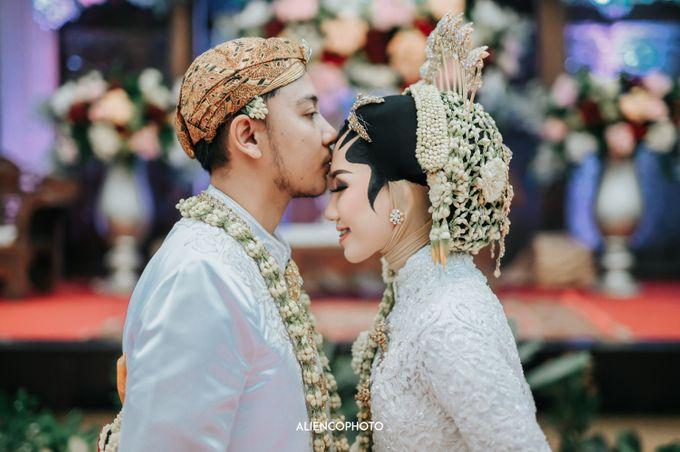 GRAHA JALA PUSPITA WEDDING OF DEBBY & TYO by alienco photography - 010