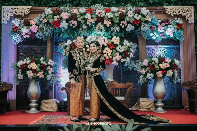 GRAHA JALA PUSPITA WEDDING OF DEBBY & TYO by alienco photography - 021