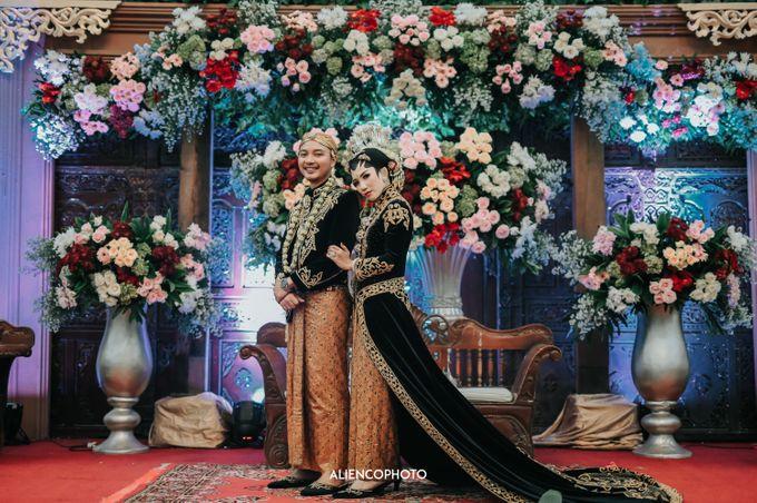GRAHA JALA PUSPITA WEDDING OF DEBBY & TYO by alienco photography - 022