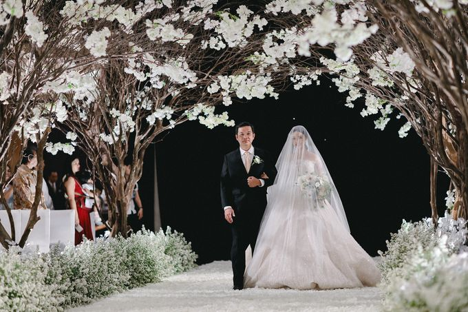 The Wedding of Yosua & Nadia by Soko Wiyanto - 004