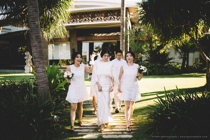 Wedding of Anjela & Yongke by Sofitel Bali Nusa Dua Beach Resort - 009