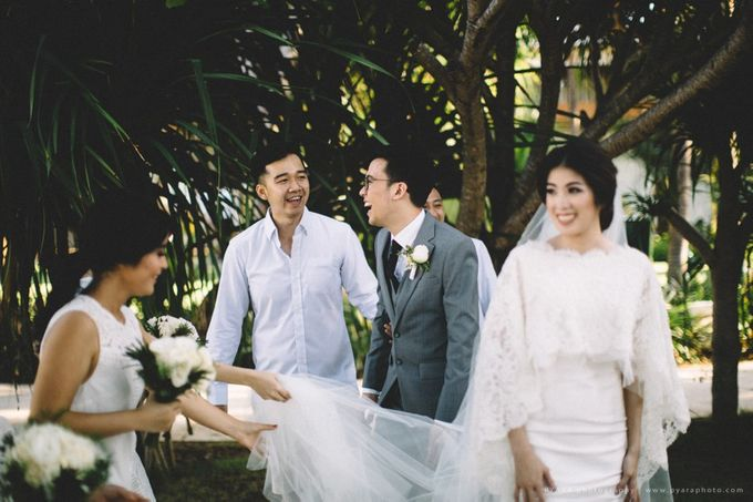 Wedding of Anjela & Yongke by Sofitel Bali Nusa Dua Beach Resort - 012